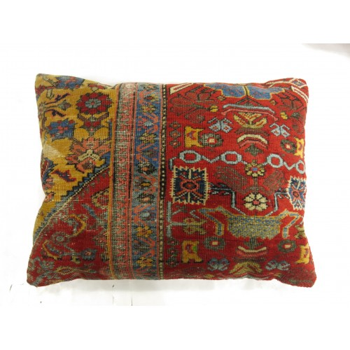 Colorful Persian Rug Pillow
